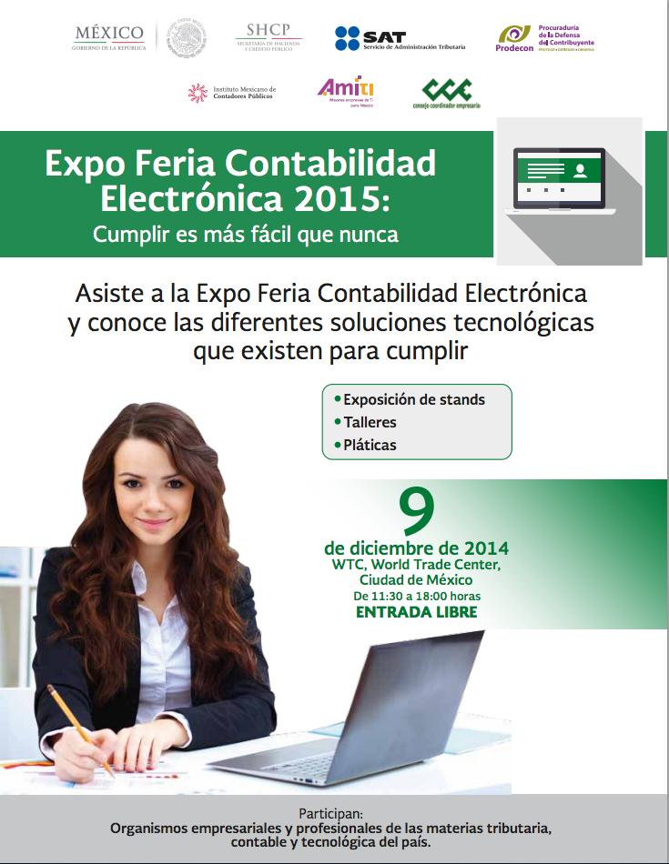 Expo Feria Contabilidad Electrónica 2015